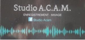 Logo Studio ACAM
