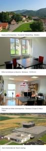 Présentation verticale bureaux atelier etc