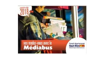 Médiabus janvier à juin 2018
