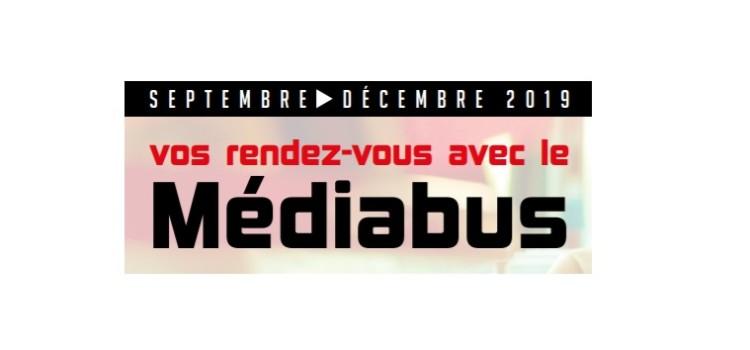 Médiabus septembre-décembre 2019